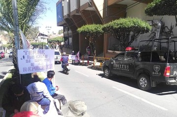 TCP falla y no da curso a la restitución del alcalde de Quillacollo, Eduardo Mérida