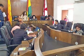 Alcaldía envió POA sin el visto bueno del Concejo