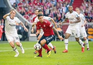 Bayern Múnich suma tercera victoria al hilo