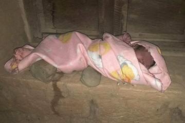 Monteagudo: Abandonan a recién nacido en una ventana