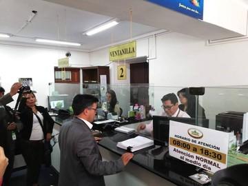 Ministerio Público presenta proposición acusatoria contra Goni por el caso ENFE