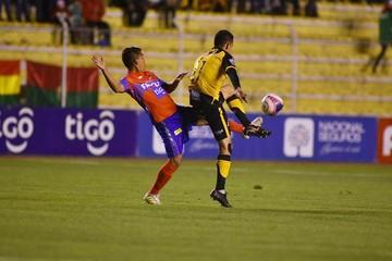 Universitario pierde frente al Tigre en La Paz