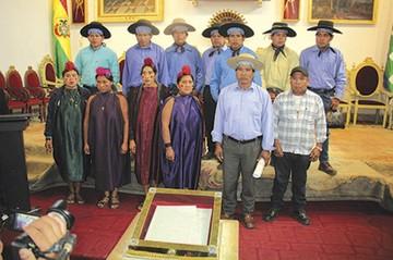 Comité buscará mantener la comunidad Tentayape