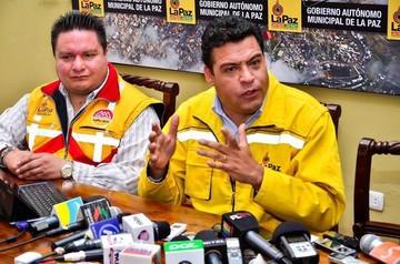 Revilla denuncia que el TSE niega personería jurídica a Sol.bo