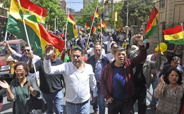 TSE niega personería a Sol.Bo y desata protesta de oposición