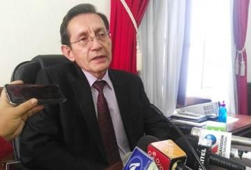 Presidente del TSJ: Nos interesa saber la verosimilitud del audio de Pacajes