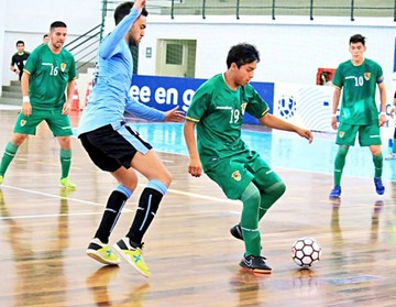 Futsal: Digna despedida