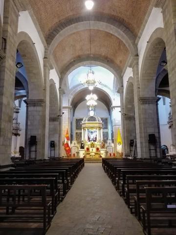 Señor de la Vera Cruz, patrono de Potosí