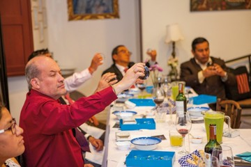 Ópticas Santa Lucía presenta tecnología Camber