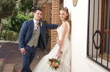 David y Natalia