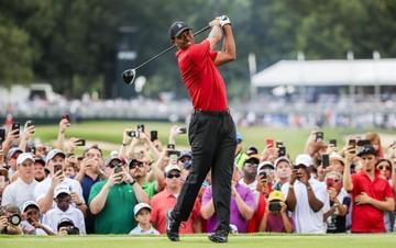 Tiger Woods vuelve a alzarse con un título