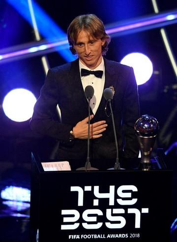 Luka Modric es The Best