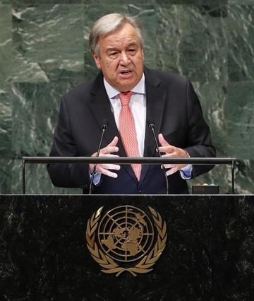 ONU advierte a los líderes mundiales del auge de populismo y la división