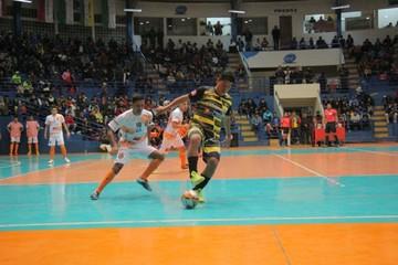 Liga de Futsal se reinicia