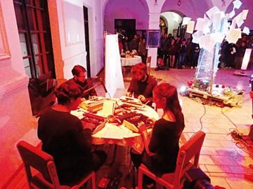 Ideas en música y artes digitales atraen en el FIC