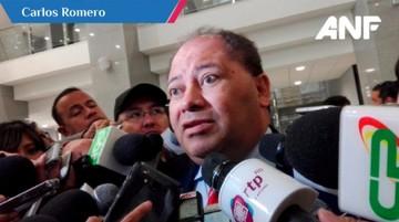 """Romero considera normal las restricciones policiales a """"bochincheros"""""""
