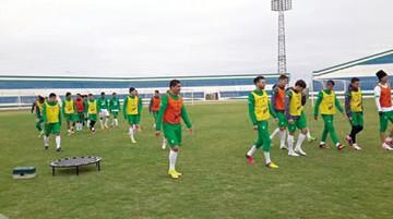 Bolivia se alista para amistosos