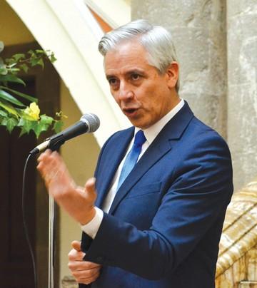 Vice: Elecciones de 2019 dirimirán empate del 21F