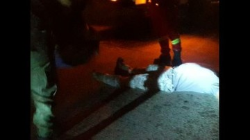 Policía muere por un disparo al interceptar una motocicleta