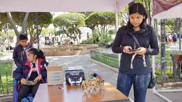 Exponen 25 proyectos de aplicación de la robótica