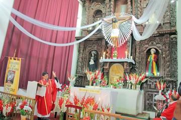 El Señor de la Vera Cruz una historia de milagros