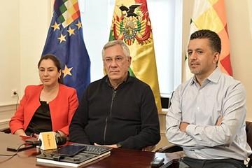 "Bolivia espera con ""respeto"" el fallo sobre demanda marítima"