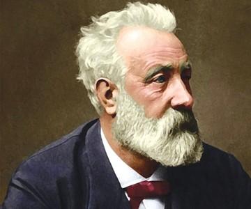 Julio Verne y Herman Melville,  hablan del mar boliviano