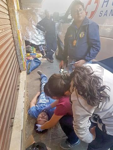 Sucre: Levantan cuerpo en la zona del Campesino