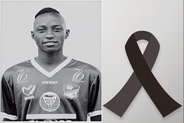 Asesinan en Colombia  a futbolista de la Primera B
