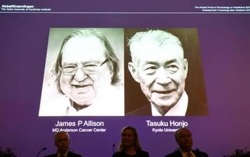 Nobel de medicina premia a estudios de terapias contra el cáncer