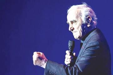 Muere cantante francés Charles Aznavour a los 94