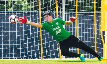 Lampe, el elegido por Boca para la Copa