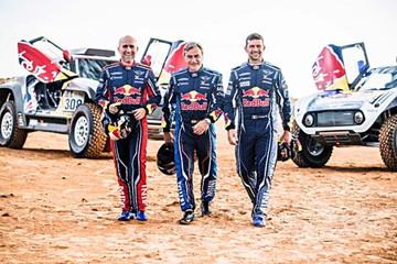 Sainz defenderá el título  del Dakar con X-Raid MINI