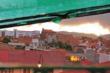 La Capital registra menos lluvias y altas temperaturas