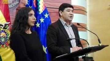 Presidentes del Senado y Diputados dicen que la CIJ falló sin argumentos