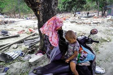 Indonesia: Persiste la angustia entre  víctimas de sismo