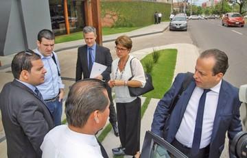 LaMia: Familiares buscan indemnización en el país