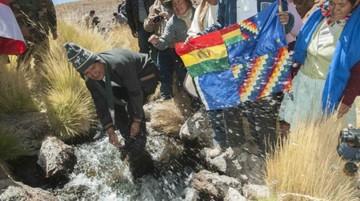 Silala: Corte de La Haya cita a los agentes de Bolivia y Chile