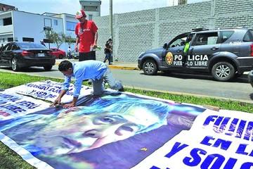 Perú: Corte indica que Fujimori debe volver a prisión tras fallo
