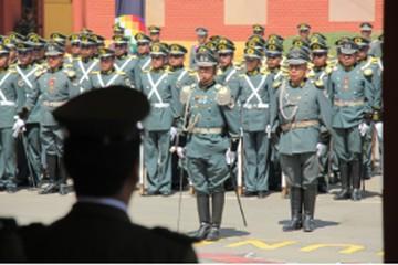 El Liceo Militar renueva deberes en su aniversario