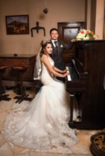 Lizbeth y Rodrigo