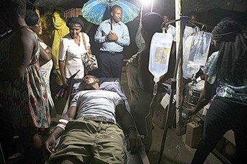 Sismo: Suben a 12 los muertos en Haití