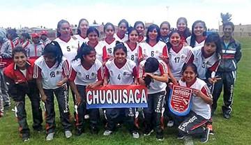 Deportivo Chuquisaca debuta goleando
