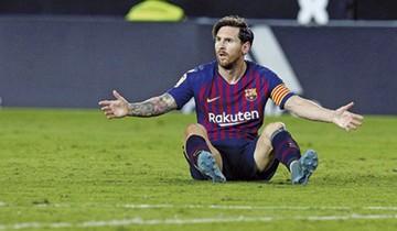 El Barça pierde el liderato