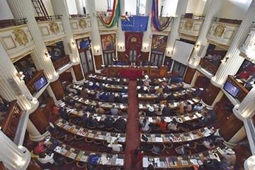 Legislativo sesiona para elegir al Fiscal General