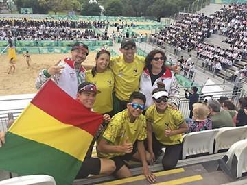 Resonante triunfo boliviano