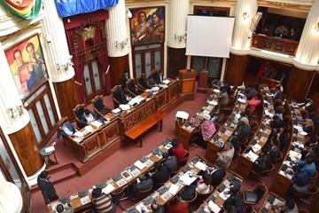 MAS aprueba la amnistía para Mesa y Tuto, en medio de abstención opositora