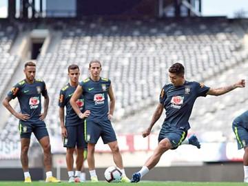 Brasil jugará contra Arabia  y la Albiceleste