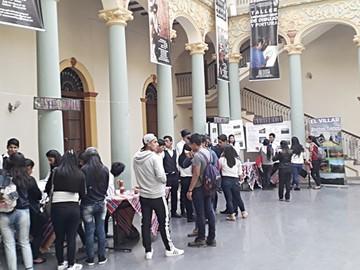 Estudiantes de Turismo invitan a conocer el municipio de El Villar