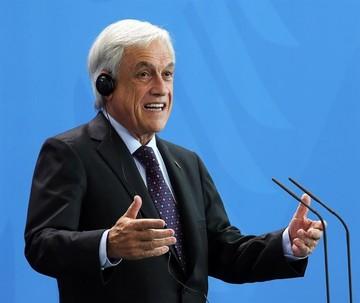"""Piñera ve """"absurda"""" la insistencia de Bolivia en salida al mar"""